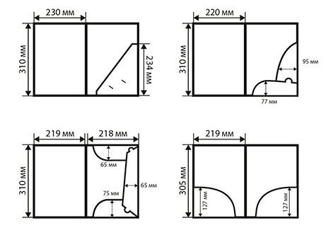 Виды папок в типографии Allprint
