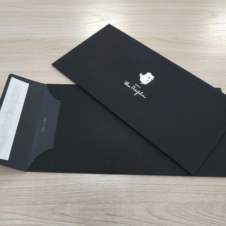 Уф- Печать конвертов на дизайнерской бумаге