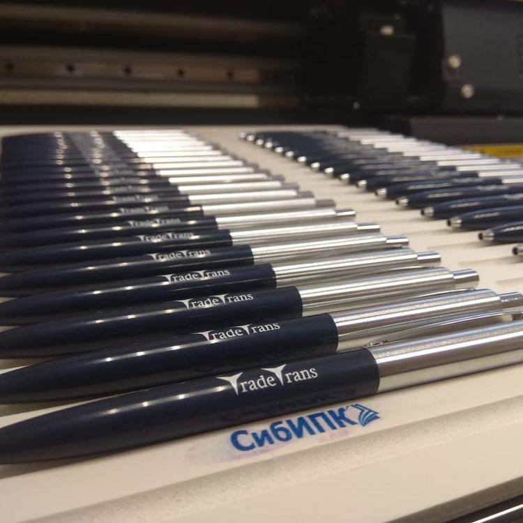 Печать на ручках в типографии Allprint
